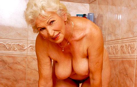 naughty gran