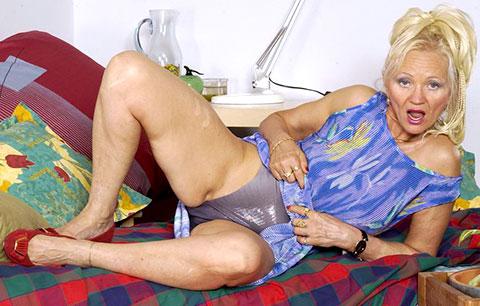 horny gran